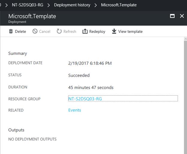 Sql Server 2016 Failover Cluster Instances In Azure
